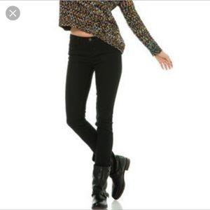 3/$25 Rvca falcor denim black jeans size 25